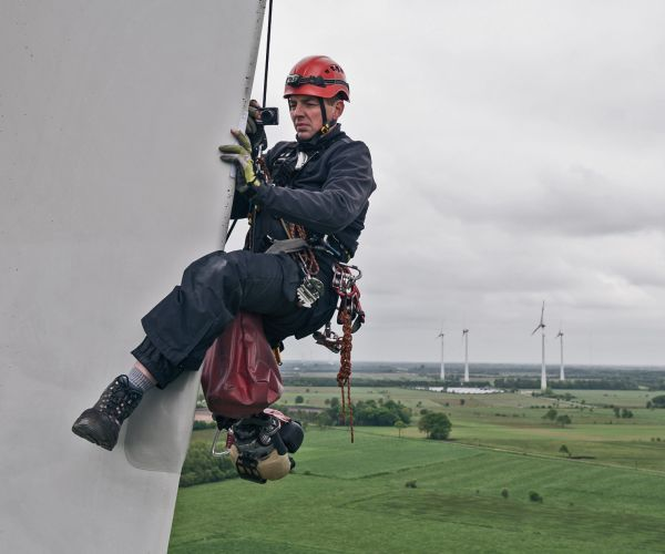 WindGuard actively develops the technical standards and ensures the best possible wind turbine performance.